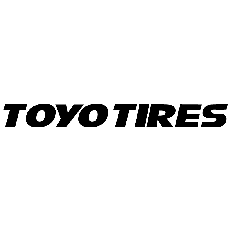 Toyo Tires vector logo
