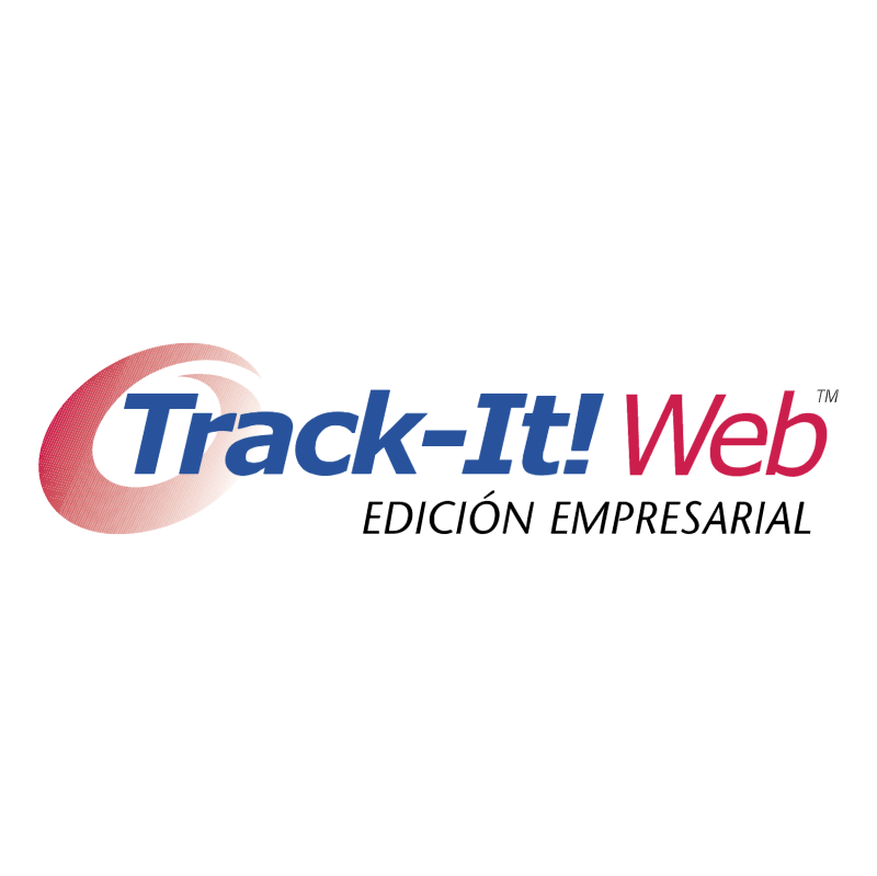 Track It! Web vector logo