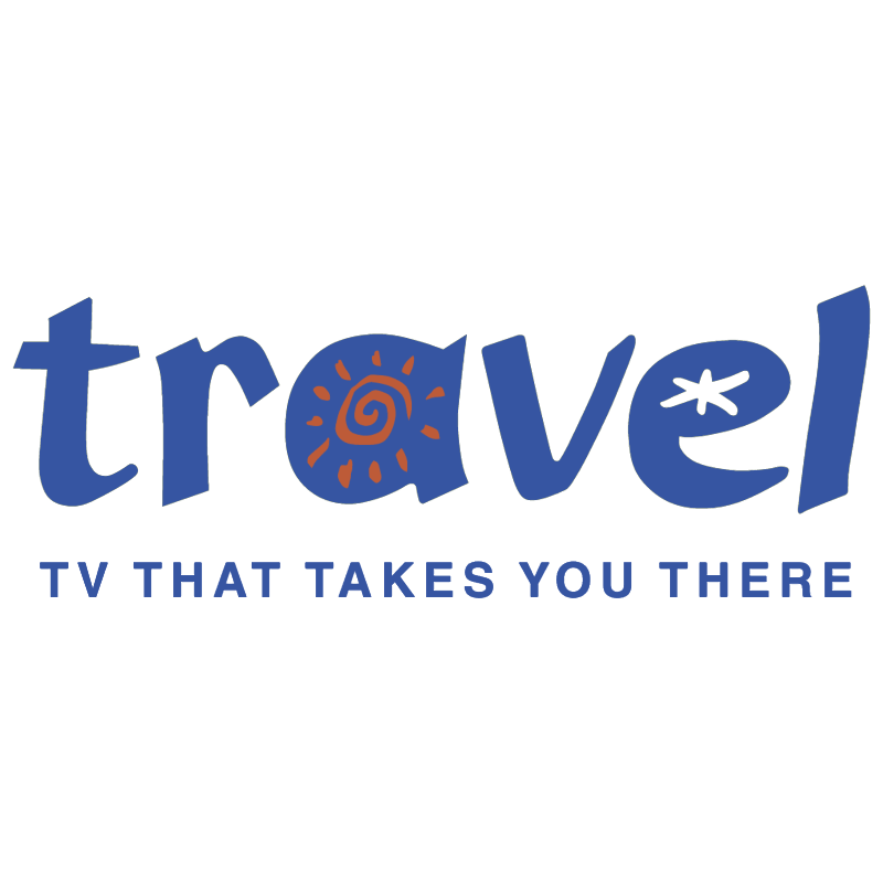 Travel TV vector