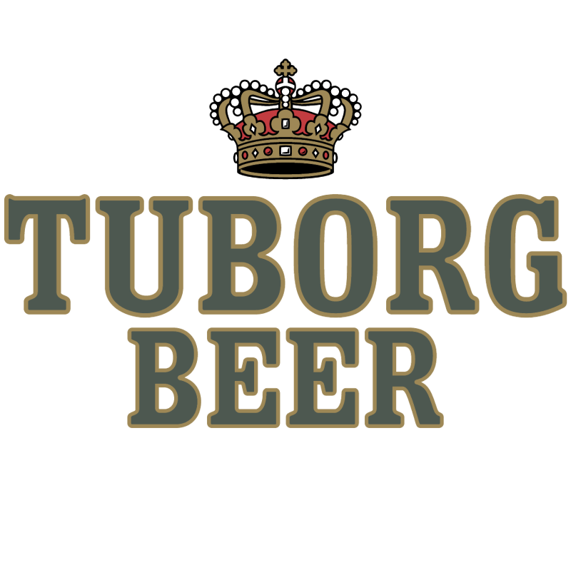 Tuborg Beer vector