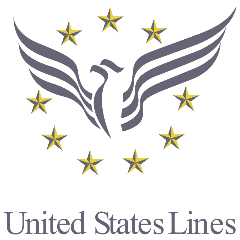 United States Lines vector