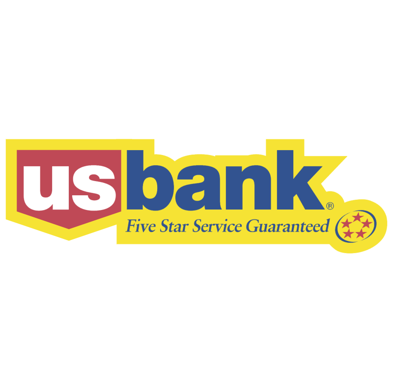 US Bank vector