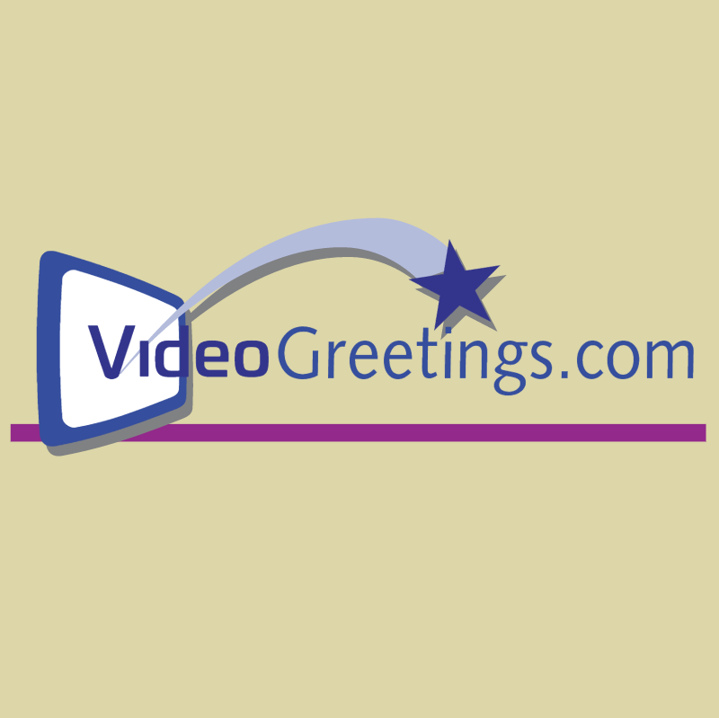 VideoGreetings com vector