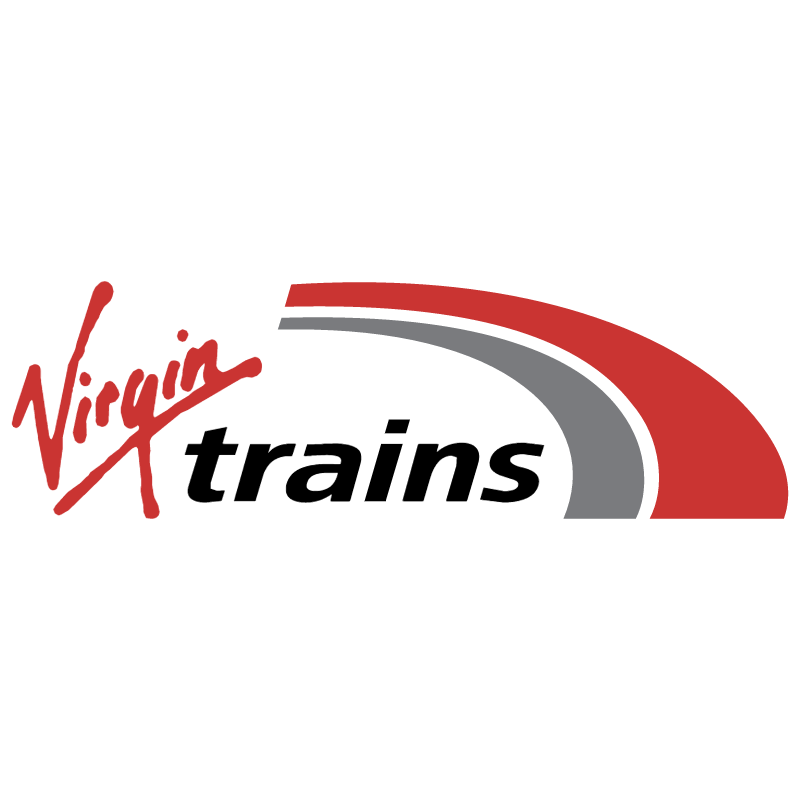 Virgin Trains vector