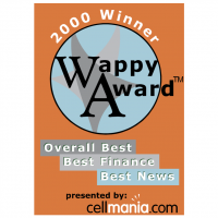 Wappy Award vector