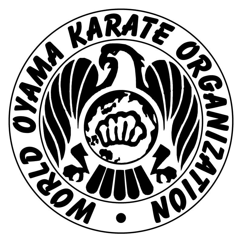 World Oyama Karate Organization vector
