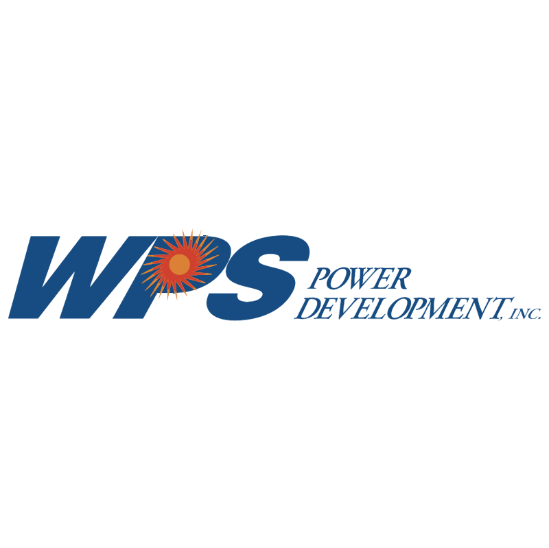 WPS Power Developmeny vector logo