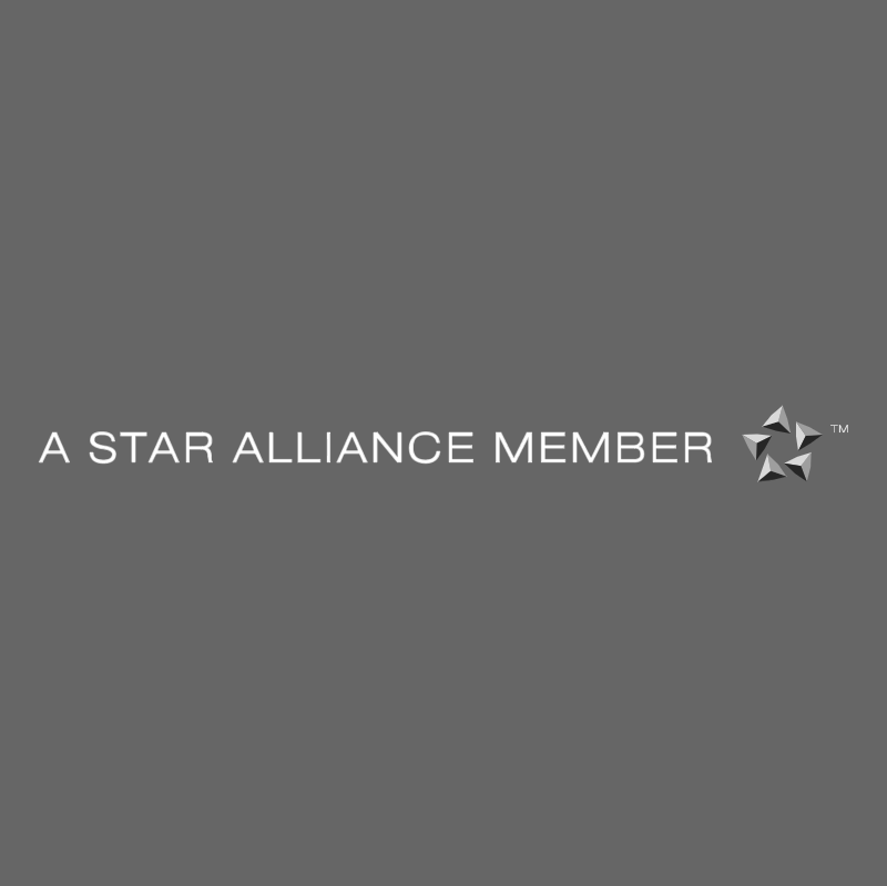 A Star Alliance Member vector