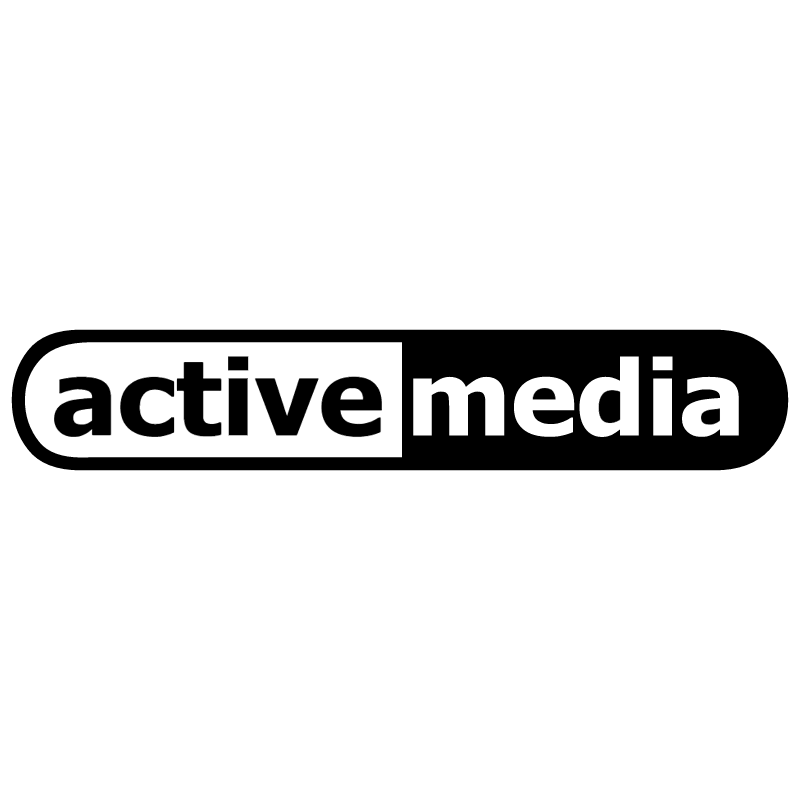 Active Media vector logo
