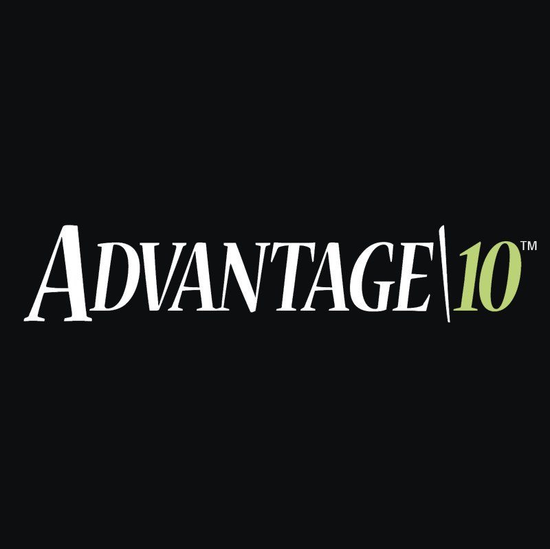 Advantage 10 vector
