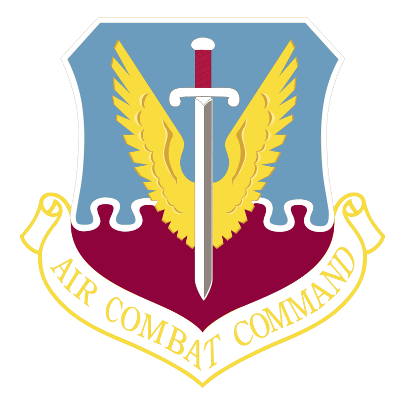Air Combat Command vector