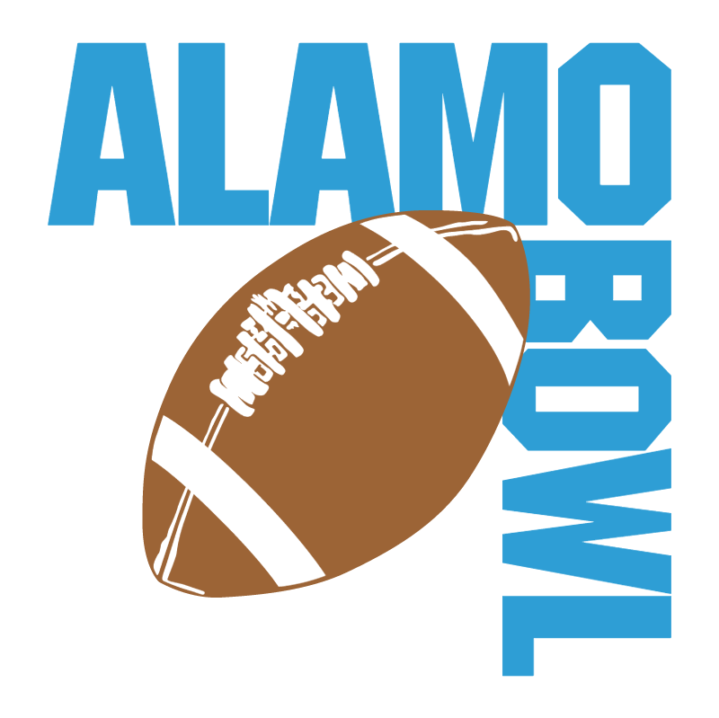 Alamo Bowl vector logo