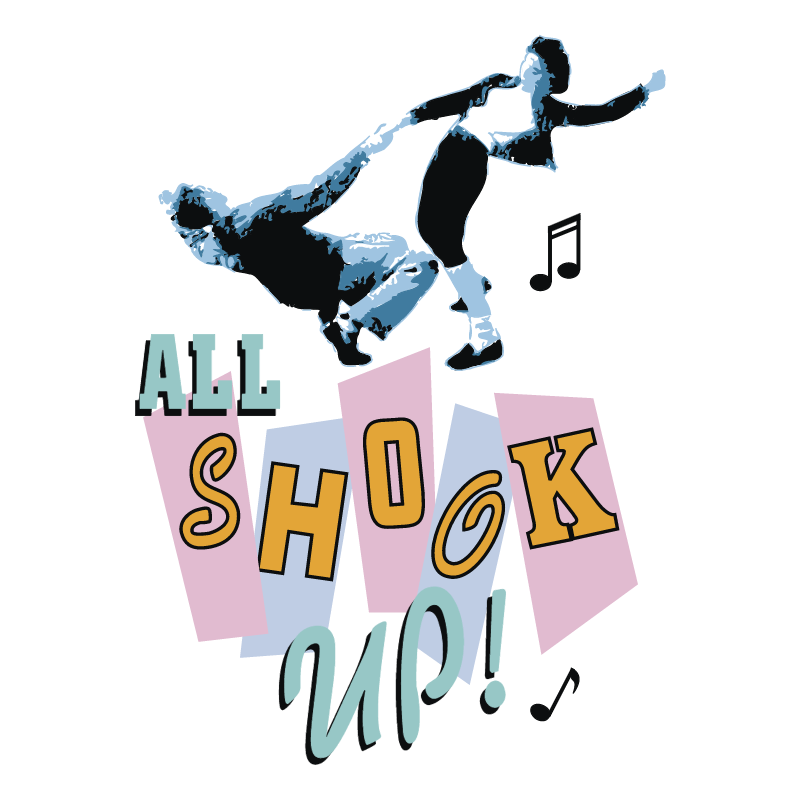 All Shook Up! vector