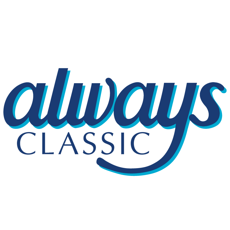 Always Classic 26858 vector