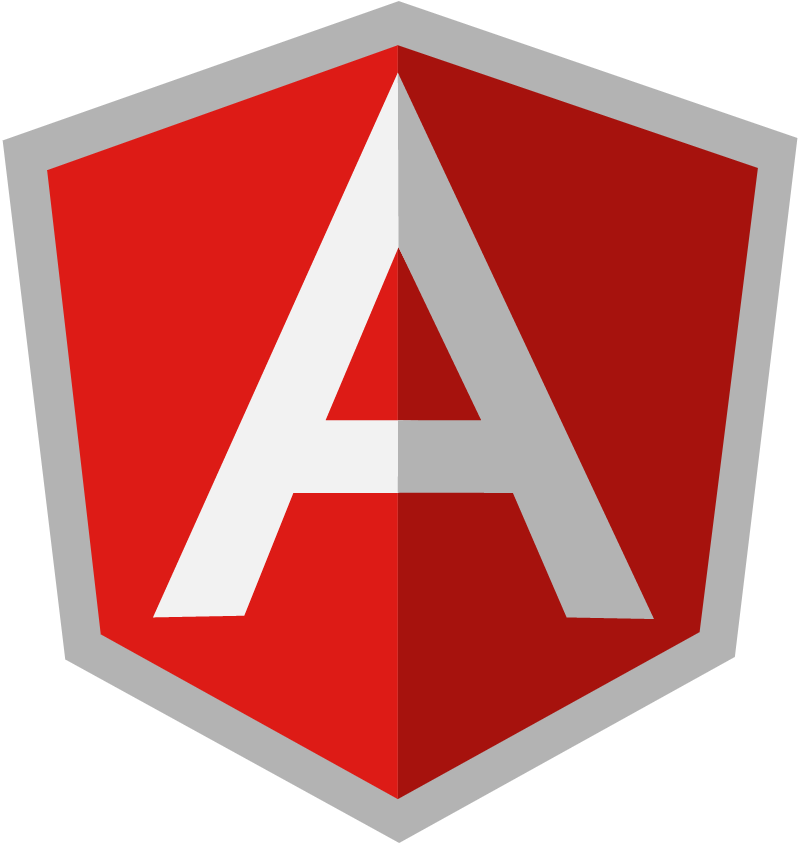 Angular Icon vector