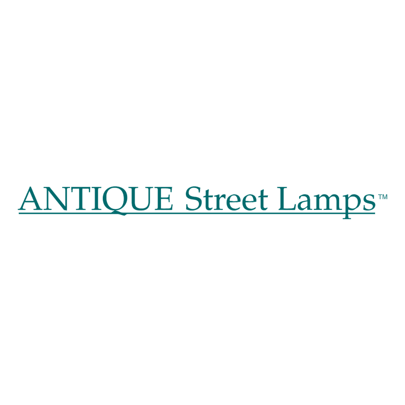 Antique Street Lamps vector
