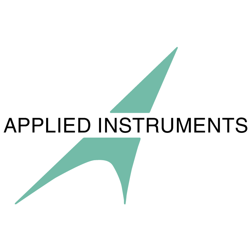 Applied Instruments 26343 vector