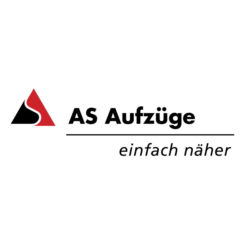 AS Aufzuege 77100 vector logo