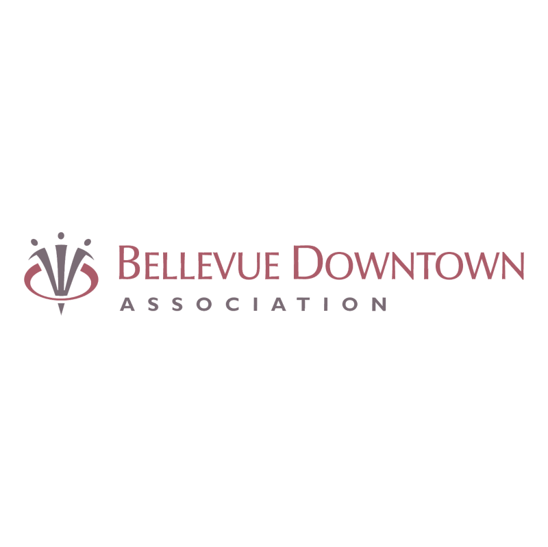 Bellevue Downtown Association vector