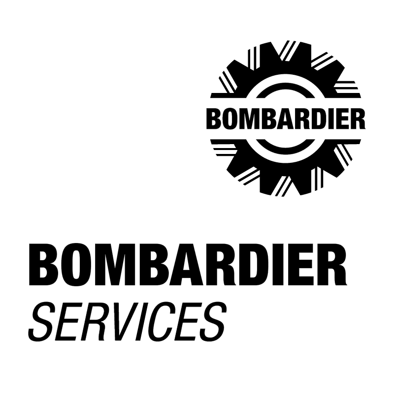 Bombardier Services 44174 vector