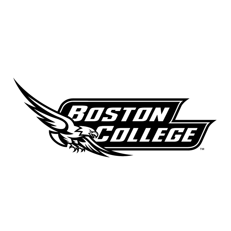 Boston College Eagles 74324 vector