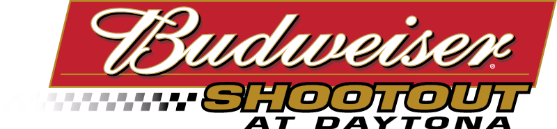 Budweiser Shootout At Daytona vector logo