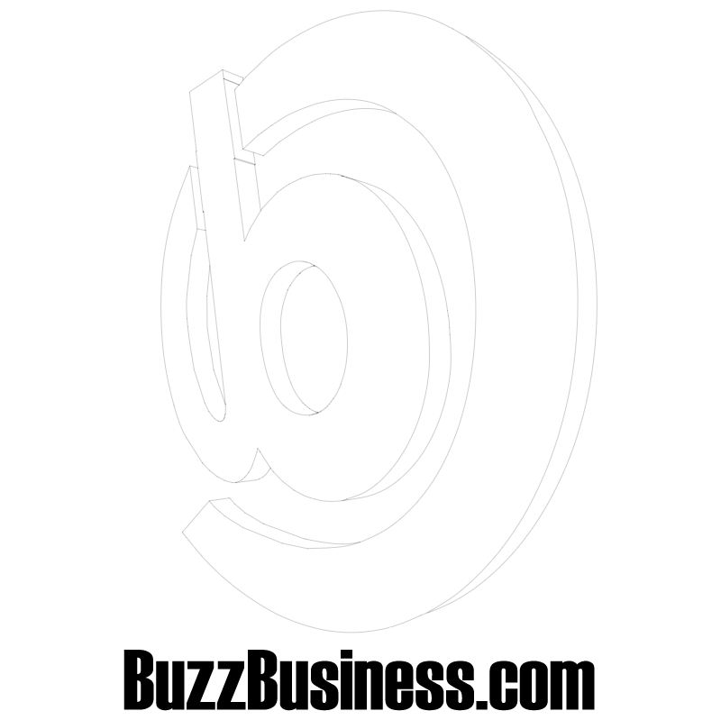 Buzz Business vector