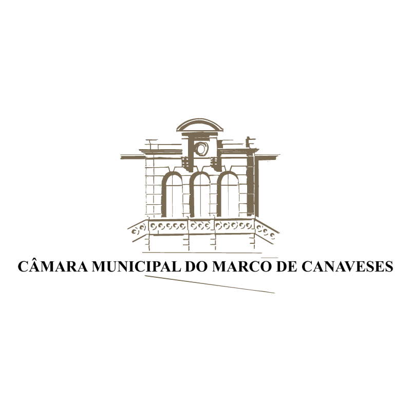 Camara Municipal do Marco de Canaveses vector