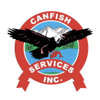 Canfish Services vector