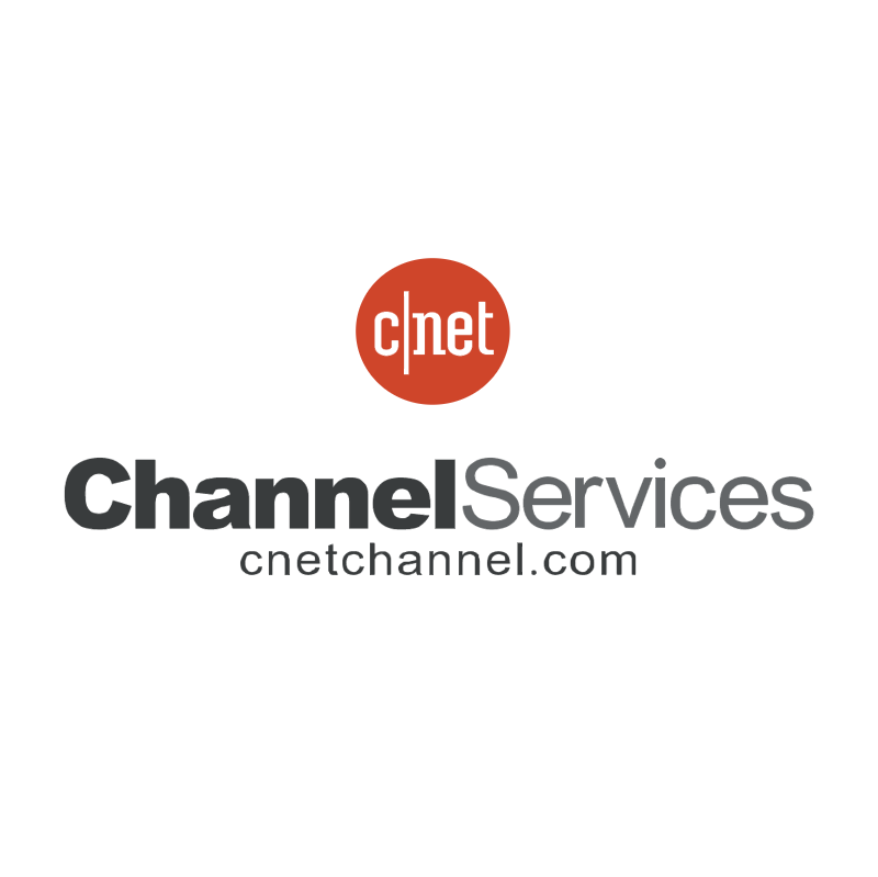 CNET Channel Services vector logo