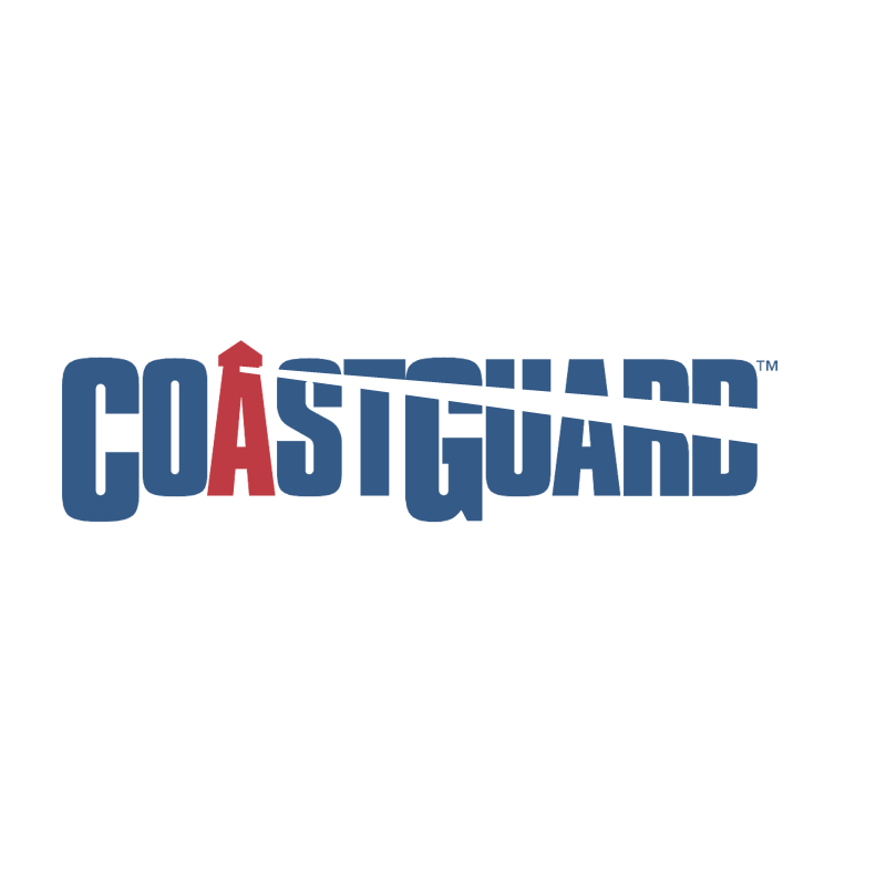 CoastGuard vector logo
