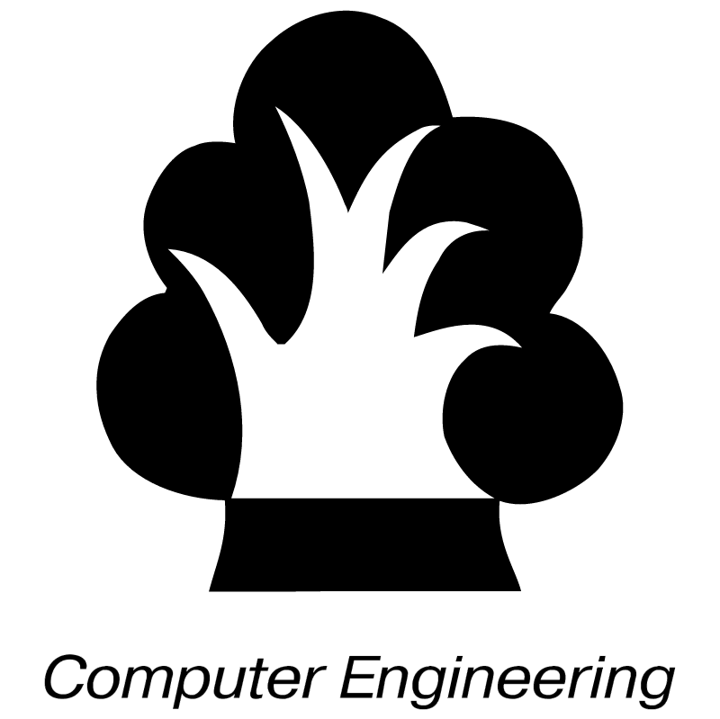 Computer Engineering 4237 vector logo