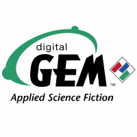 Digital GEM vector