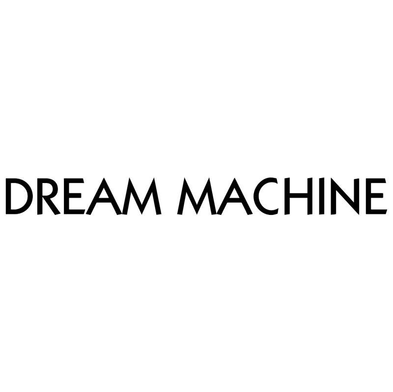 Dream Machine vector