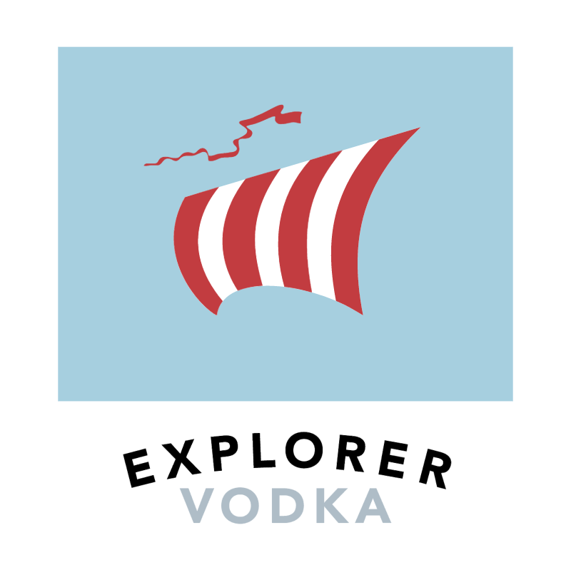 Explorer Vodka vector