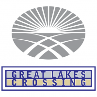 Great Lakes Crossing vector