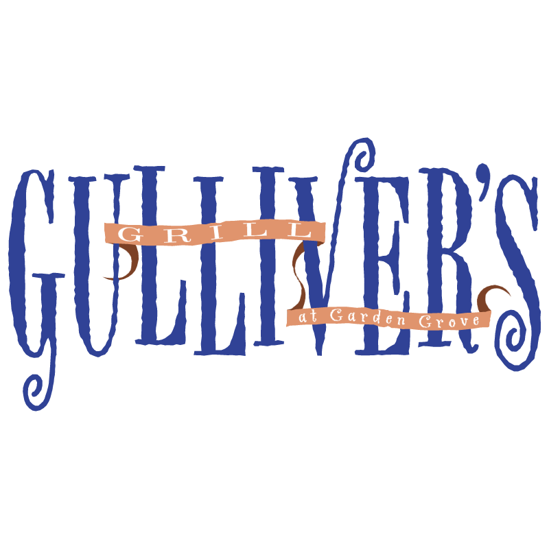 Gulliver's Grill vector logo