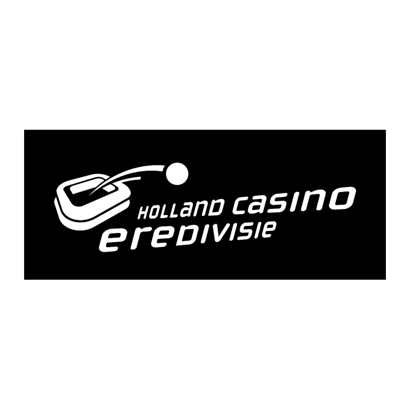 Holland Casino Eredivisie vector logo