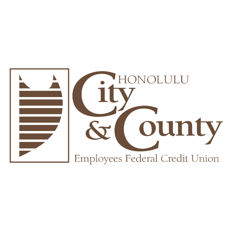 Honolulu City & County vector