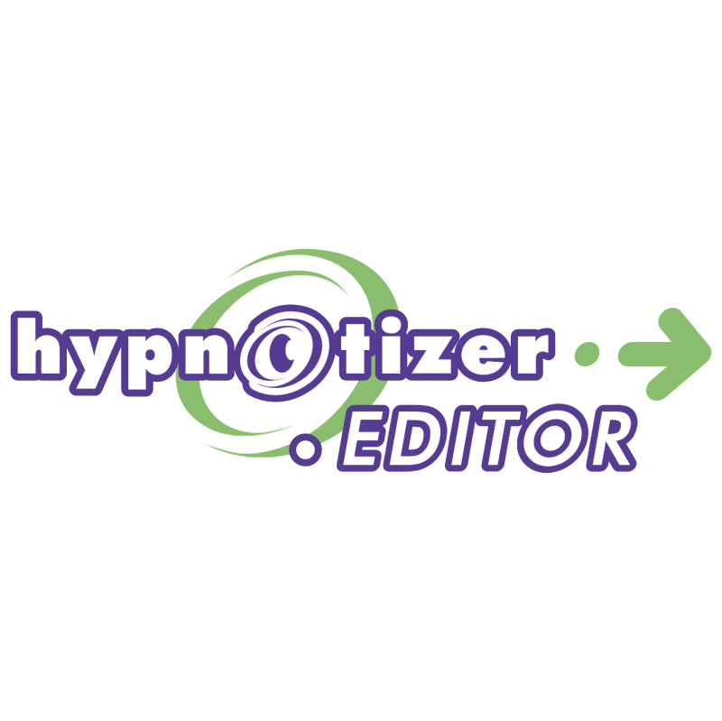 Hypnotizer vector logo