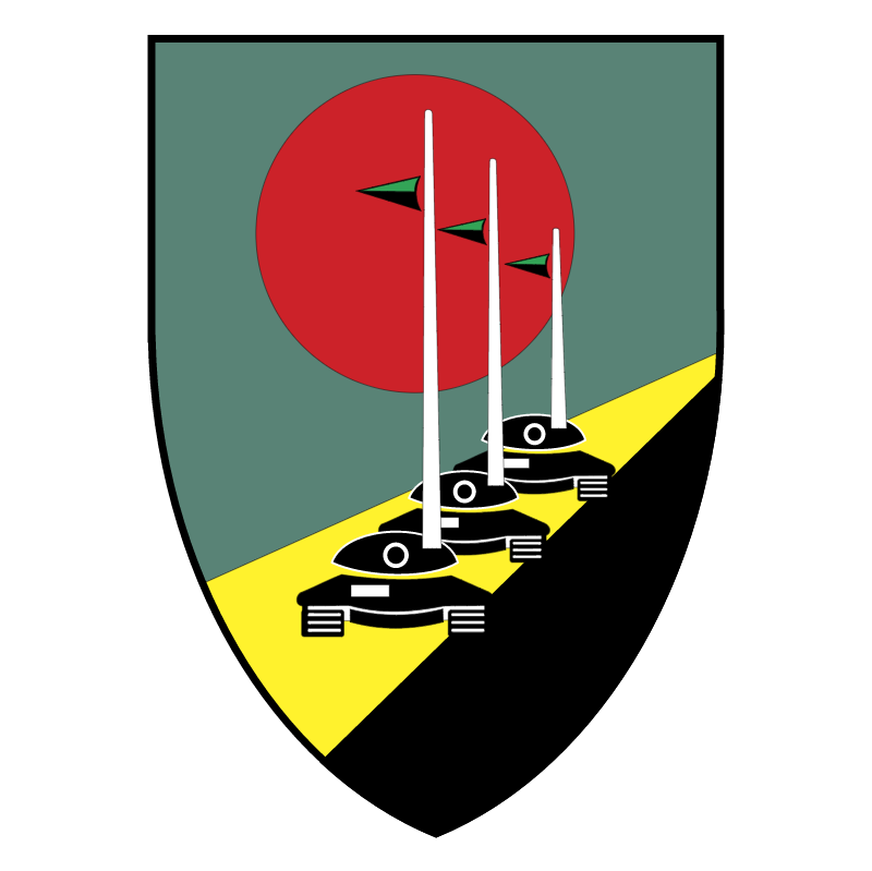 Israel Army Unit vector logo