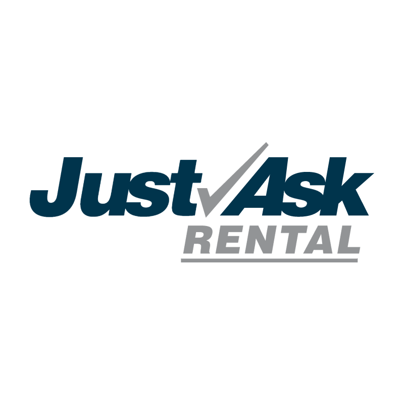 Just Ask Rental vector