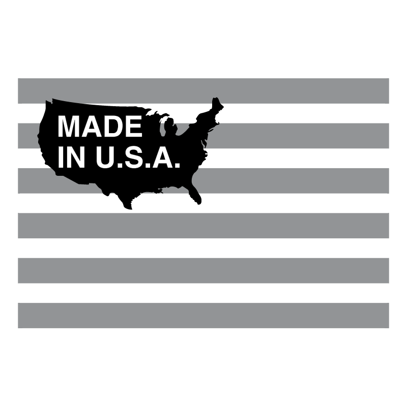 Made In USA vector logo