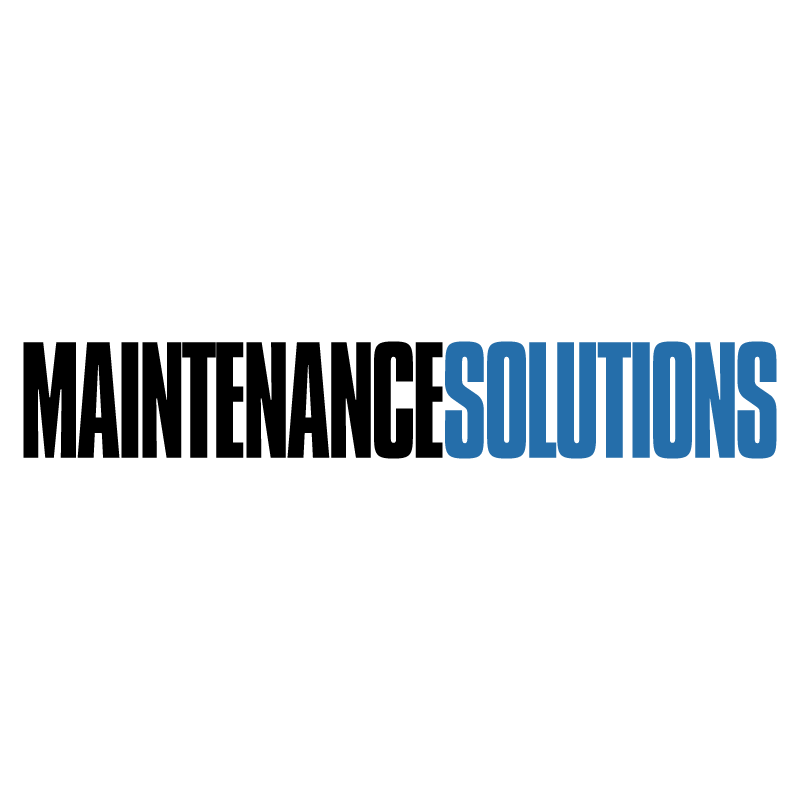 Maintenance Solutions vector