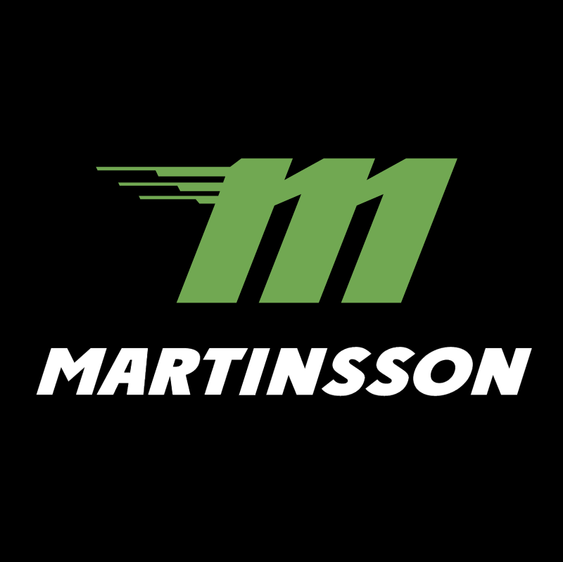 Martinsson vector logo