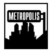 Metropolis Records vector