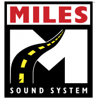 Miles Sound System vector