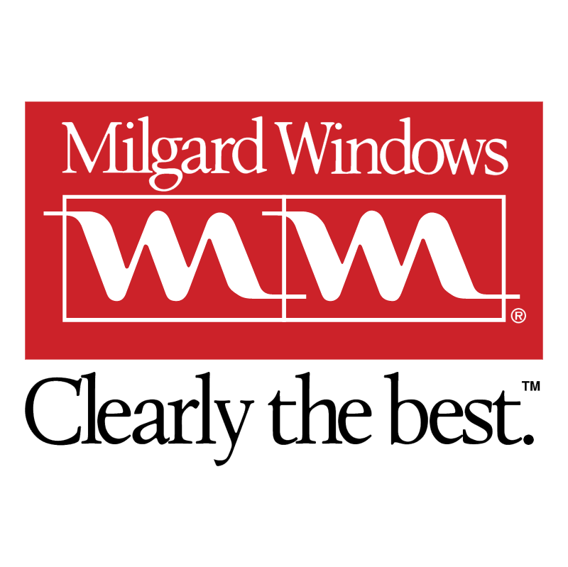 Milgard Windows vector logo