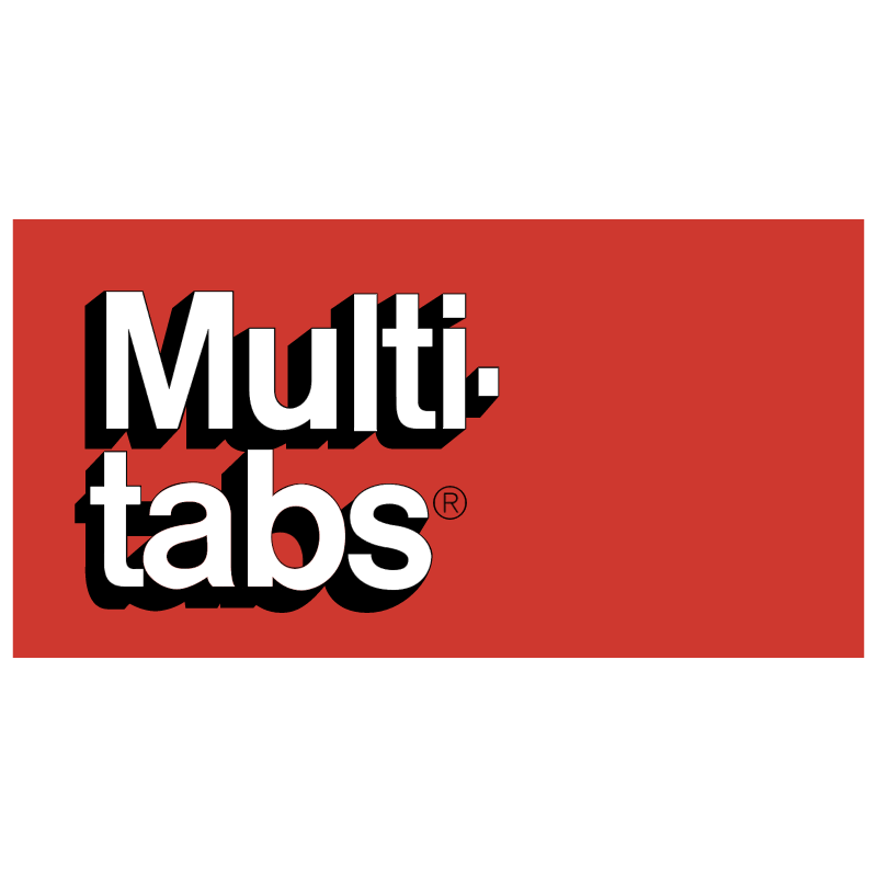 Multi tabs vector