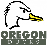 Oregon Ducks vector